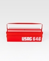 Hand Eye Supply USAG 3LV 3 Compartment Tool Box