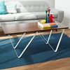 Triangle Base Coffee Table West Elm