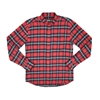Only Ny Store Cut Sew State Flannel Shirt