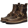 Yuketen Strap Maine Guide DB Boot Brown Jacquard