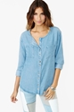 Forever Summer Chambray Top in What 27s New at Nasty Gal