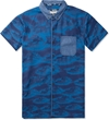 Volklore Blue Loews Shirt Hypebeast Store