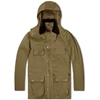 Mackintosh Anstruther Hooded Field Parka Khaki
