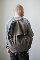 vintage swedish military backpack 2f 2f vintage backpack by ThePriory