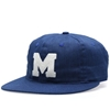 Ymc X Ebbets Field M Long Visor Cap Blue