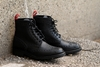 RF X GRENSON Fred Black 7c Boot 7c Kith NYC