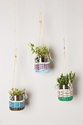 Lupine Hanging Planter Anthropologie.Eu