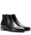 Leather Chelsea Boots Lanvin Mytheresa.Com