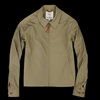 UNIONMADE golden bear Headlands Zip Windbreaker in Od Green