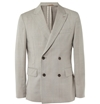 Our Legacy c2 a0Grey Unstructured Check Wool Suit Jacket c2 a0 7c c2 a0MR PORTER