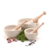 Milton Brook Pestle and Mortar 6 sizes Gourmet Kitchenware