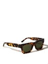 Sun Buddies Type 03 Men's Sunglasses In Amber