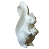 Heal's Menagerie Ceramic Squirrel Ring Box White By Jonathan Adler Objets Vases Bowls Objets Accessories