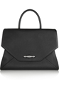 Givenchy Obsedia Bag In Black Leather Net A Porter.Com