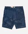 Edwin Rail Bermuda Shorts Printed Chambray e2 80 94 The Great Divide