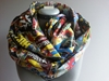 Comic Book Marvel Superhero Infinity Scarf By Allthingsaccessories