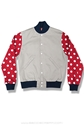 Bee Line Dot Varsity Jkt 3a 3a Jackets 3a 3a Bee Line 3a 3a BILLIONAIRE BOYS CLUB 2f ICECREAM