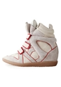 Isabel Marant 2f Wila High Top Sneaker 7c La Gar c3 a7onne