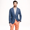 Ludlow Sportcoat In Delave Irish Linen Sportcoats Vests Men J.Crew