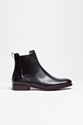 A.P.C. Chelsea Boot Leather Black Tres Bien Shop