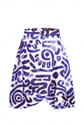 Aztec Skirt By Vivienne Westwood Anglomania
