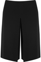 Philosophy Pleated Crepe Wide Leg Culottes Net A Porter.Com