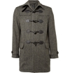PS by Paul Smith c2 a0Herringbone Tweed Duffle Coat c2 a0 7c c2 a0MR PORTER