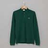 Long Sleeve Pique Polo Buisson 7c Oi Polloi