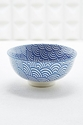 Japanese Wave Bowl In Blue Urban Outfitters