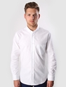 Quality Blanks White Oxford Button Down QB09 7c FreshCotton com