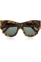 Finds Karen Walker D Frame Acetate Sunglasses Net A Porter.Com