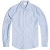 Band Of Outsiders Button Down Oxford Shirt Light Blue