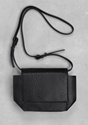 Other Stories Leather Mini Shoulder Bag