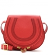 Mytheresa.Com Marcie Small Leather Shoulder Bag Shoulder Bags Bags Luxury Fashion For Women Designer Clothing Shoes Bags