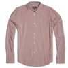 A.P.C. Casual Shirt Bordeaux