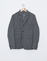Engineered Garments Andover Tropical Wool Jacket Grey Nitty Gritty Store