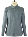 Universal Works Simple Shirt Slate 7c Shirts Universal Works