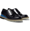 Lanvin c2 a0Elaphe Trimmed Leather Derby Shoes c2 a0 7c c2 a0MR PORTER