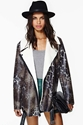 Nasty Gal Unleashed Shearling Coat Shop Sale At Nasty Gal
