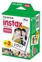 Amazon.Com Fujifilm Instax Mini Twin Pack Instant Film Photographic Film Camera Photo