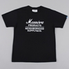Neighborhood Massive S S T Shirt Black