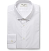 Product Saint Laurent White Cotton Shirt 410868 Mr Porter
