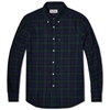 Barbour Heritage Farr Shirt Navy