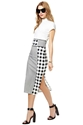 Nasty Gal In Check Pencil Skirt Shop What's New At Nasty Gal