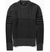 Belstaff Burstead Patterned Wool Sweater Mr Porter