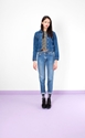 Esprit Jean Jacket Vintage Denim Blue By Betterstaytogether