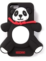 Moschino Panda Iphone 5S Cover Monti Farfetch.Com