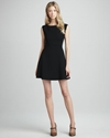 French Connection Ruth Classic A Line Dress Neiman Marcus