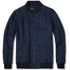 A.P.C. Bomber Jacket Dark Navy