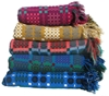 Jen Jones Welsh Quilts 26 Blankets Fringed Tapestry Blankets